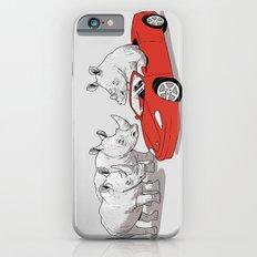 Overcompensating Slim Case iPhone 6s