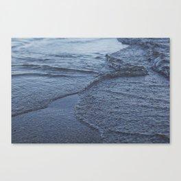 blue Canvas Print