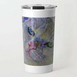 Claude's Cat Travel Mug