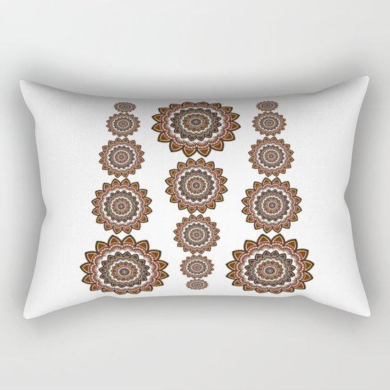 Bohemian Pattern 2 Rectangular Pillow