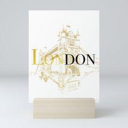 London Art Mini Art Print