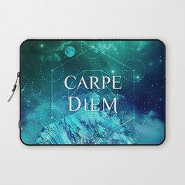 CARPE DIEM GEOMETRY Laptop Sleeve