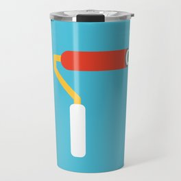 Paint brush Travel Mug