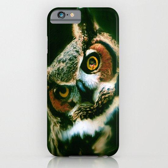 REFLECTIVE EYE iPhone & iPod Case