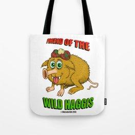 Friend of The Wild Haggis Tote Bag