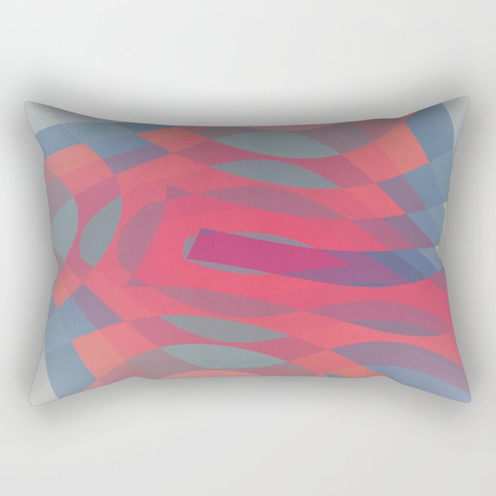 Soft Pressure Rectangular Pillow