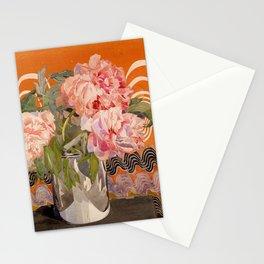 "Charles Rennie Mackintosh ""Peonies"" Stationery Cards"