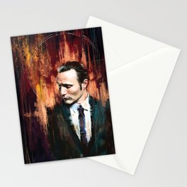 Dr. Hannibal Lecter Stationery Cards