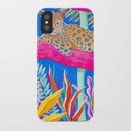 Exotic Jungle iPhone Case
