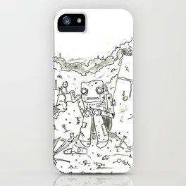 Junk iPhone Case
