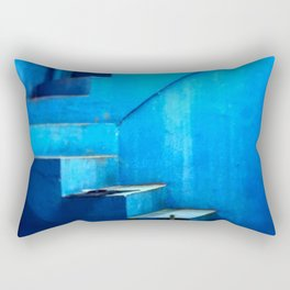 Out of the Blue Series Rectangular Pillow