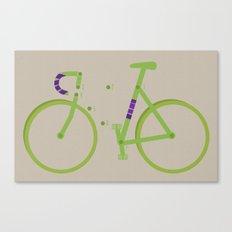 Training Wheels Canvas Print
