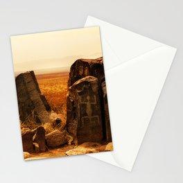 Tularosa view Stationery Cards