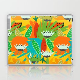 Watermelons and carrots Laptop & iPad Skin