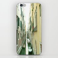 italy iPhone & iPod Skins featuring italy by Harriet Hendricks