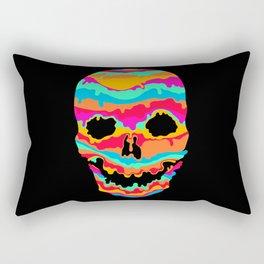 Melting Inside (dark) Rectangular Pillow