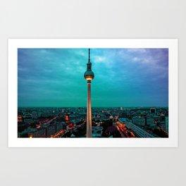Berlin 1 Art Print