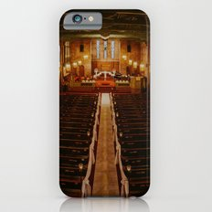 Old Warm Church Slim Case iPhone 6s