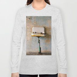 Rusted Sink Long Sleeve T-shirt