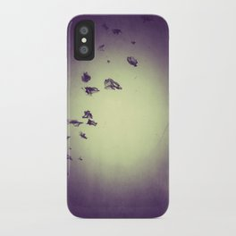 The Flocking Dreams iPhone Case