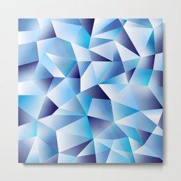 icecold Metal Print