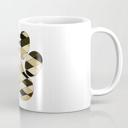 Dog Paw Coffee Mug