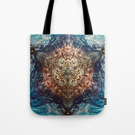 A Point For Reflection No 1 Tote Bag
