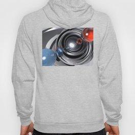 Abstract Camera Lens Hoody