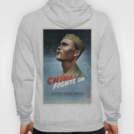China Fights On Hoody