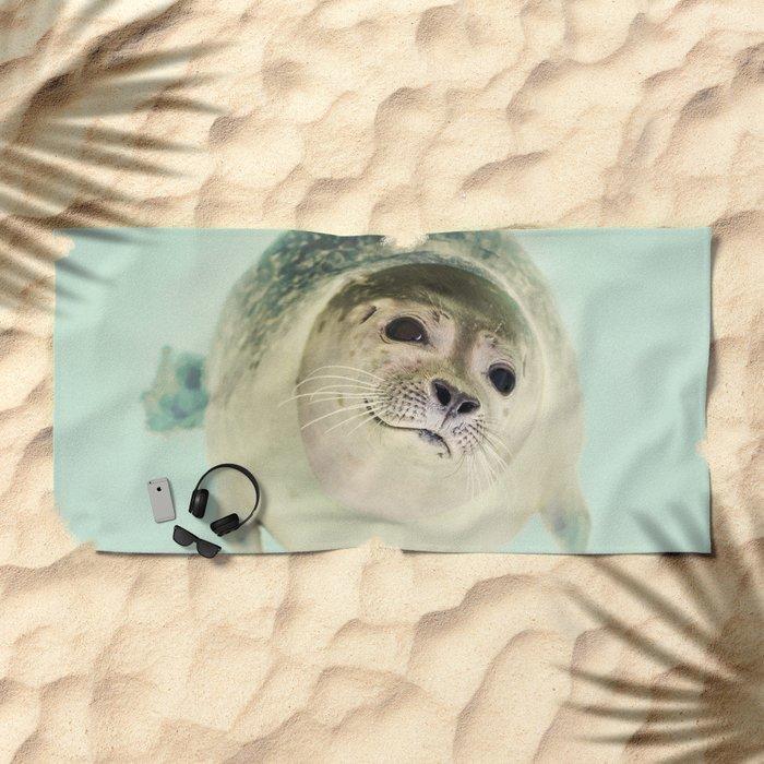 Little Buddy Beach Towel