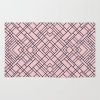 Map Out 45 Blush Rug