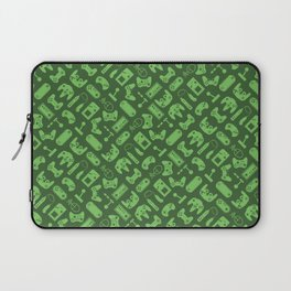 Control Your Game - Tradewinds Grass Laptop Sleeve