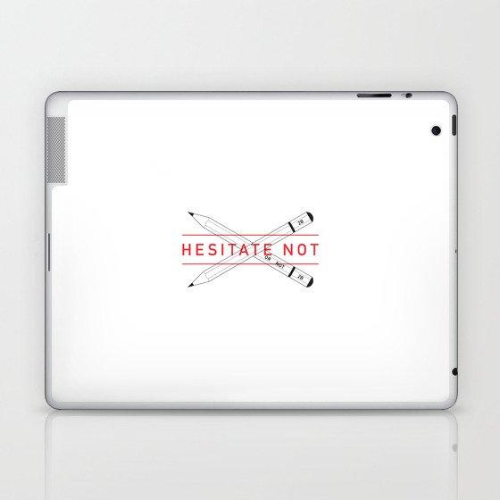 2B or not 2B Laptop & iPad Skin