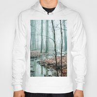 landscape Hoodies featuring Gather up Your Dreams by Olivia Joy StClaire