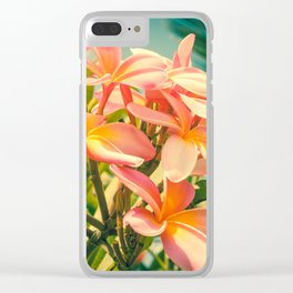 Magnificent Existence Clear iPhone Case