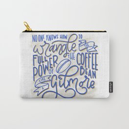 Drink Coffee Like a Gilmore Carry-All Pouch