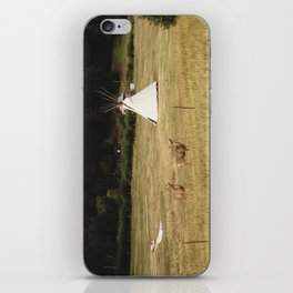 Salida Teepee Deer iPhone Skin