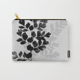 Watercolor Leaves 14 Carry-All Pouch