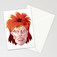 Starman Stationery Cards