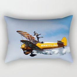 Breitling Rectangular Pillow