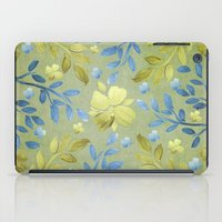 olivia joy iPad Cases featuring Olivia by Lisa Argyropoulos