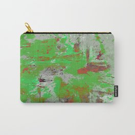 Express Yourself III - Abstract oil painting Carry-All Pouch