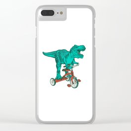 Trexycle Clear iPhone Case