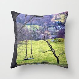 Life is So Short Throw Pillow