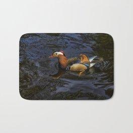 Mandarin Duck Bath Mat