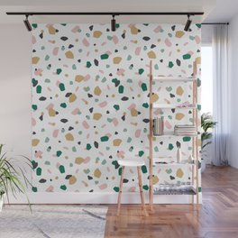 Tropical Terrazzo Wall Mural