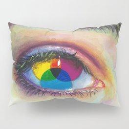 Eye of an artist Pillow Sham