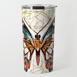 Butterfy Wild Travel Mug