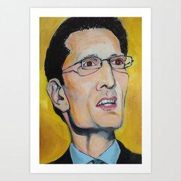Taliban Republican: Eric Cantor Art Print