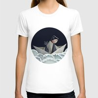 pirate ship T-shirts featuring The Pirate Ship by Fizzyjinks